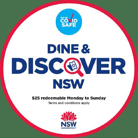 Dine & Discover Vouchers